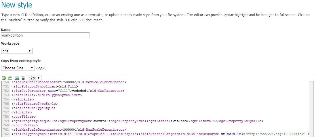 Store filtered Open Street Map in PostgreSQL/PostGIS and