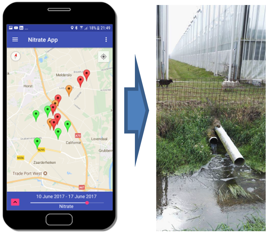 Results - Nitrate App - Deltares Public Wiki