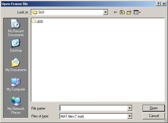 Create a Plot Frame - STREAM Library - Deltares Public Wiki