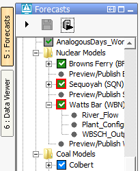 23 Interactive Forecasting Displays - DELFT-FEWS Documentation