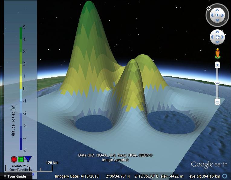 Matlab plotting into Google Earth - OpenEarth - Deltares Public Wiki