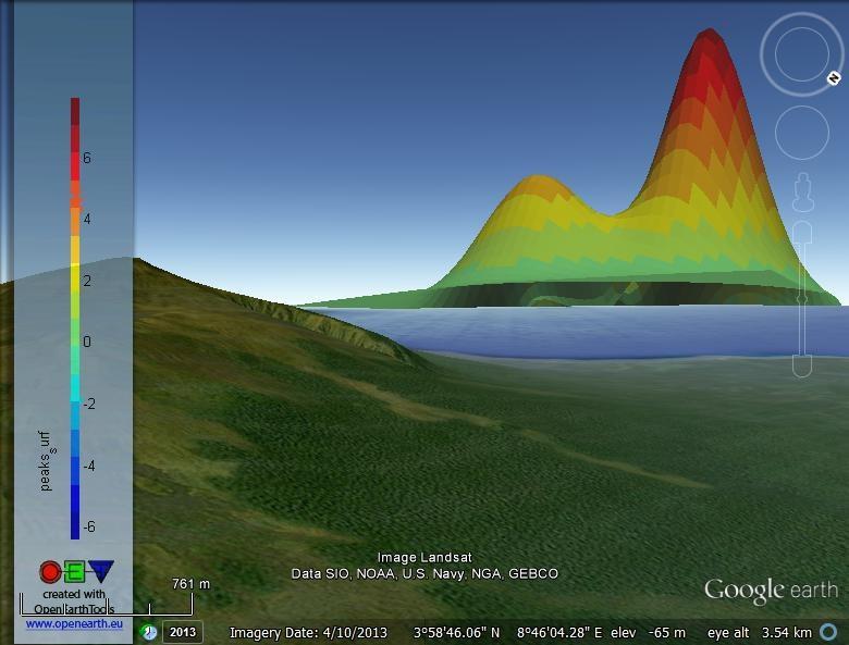 Matlab plotting into Google Earth - OpenEarth - Deltares
